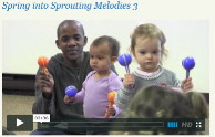 Click image for a video clip of a Sprouting Melodies class in action